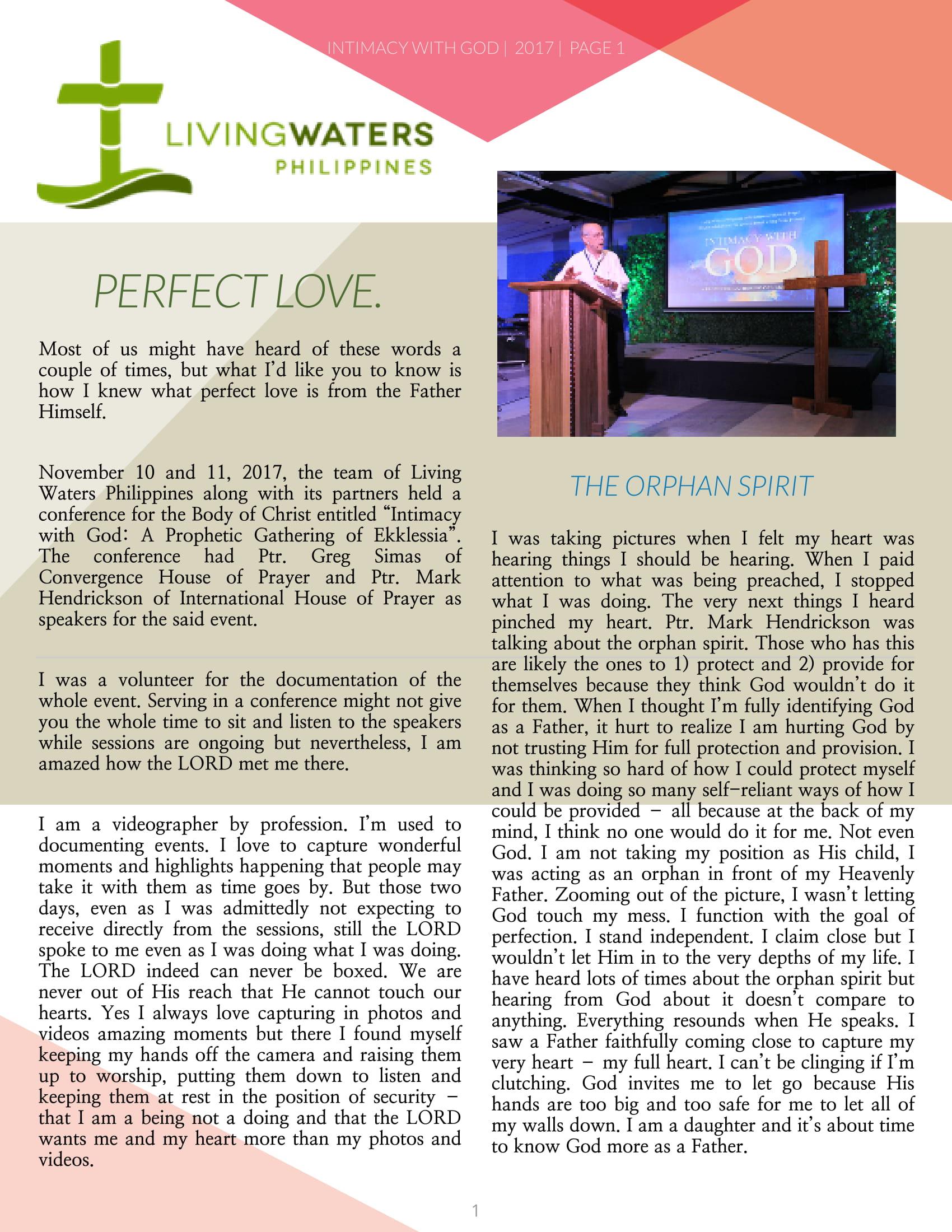 Perfect Love-1
